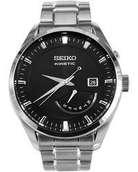Seiko - Orologio uomo al quarzo SRN045P1 - Lyst