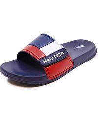 Nautica Sandali sportivi da uomo - Blu