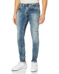 G-Star RAW - 3301 Skinny Jeans Vaqueros - Lyst