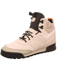 adidas Baara Boots Raw White - Grey