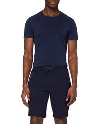 Superdry Collective Short Pantalones Cortos - Azul