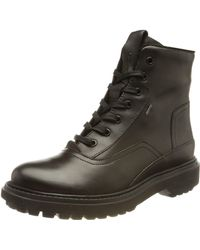 Geox D Asheely Np Abx Ankle Boots Black 39