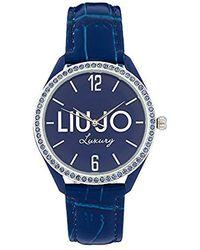 Liu Jo Orologio solo tempo donna Liujo Daisy casual cod. TLJ543 - Blu