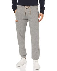 Superdry Orange Label Classic Joggers - Grey