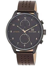 Tommy Hilfiger Reloj de Pulsera 1791577 - Multicolor