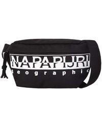 Napapijri Happy Belt Bag 31cm - Black