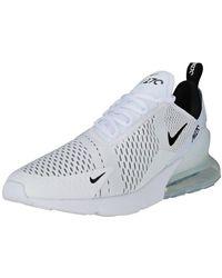 Nike Air Max 270 Homme - Blanc