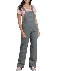 Dickies Denim Bib Overall - Multicolor