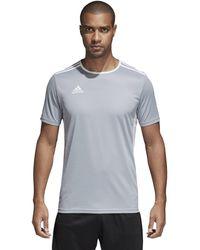 adidas Soccer Entrada 18 Jersey - Gris