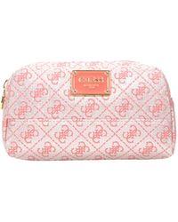 Guess Vanity Case 18cm Pink