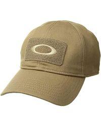 Oakley SI Cotton Cap - Vert