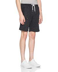 Superdry - Herren Sport Shorts Orange Label Sweat - Lyst
