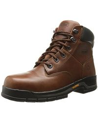 "Wolverine - Harrison Lace-up 6"" Work Boot - Lyst"