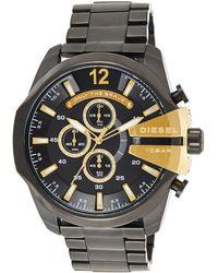 DIESEL Herren-Uhr DZ1801 - Schwarz