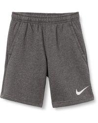 Nike Y NK FLC PARK20 Pant KP Pants - Gris