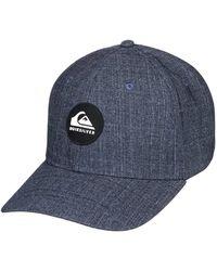 Quiksilver - Snapback Cap - - One Size - Lyst