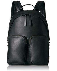 Ecco Casper Small Backpack, Black