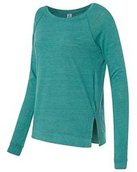 Alternative Apparel - Locker Room Pullover Shirt - Lyst