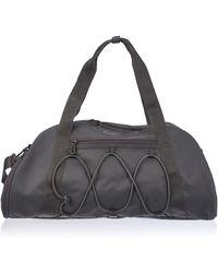 Nike Cv0062-084 W Nk One Club Bag Gym Bag Womens Smoke Grey/smoke Grey/(black) Misc