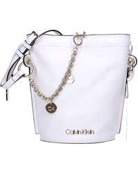 Calvin Klein K60k606037 Bag Generica - White