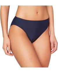 ESPRIT Damen Nautico Beach Bc Mid Waist Brief Bikini-Unterteile