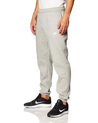 Nike M Nsw Club Pant Cf Bb - Grey