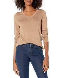 Amazon Essentials - Sweater v-Neck-Sweaters - Lyst
