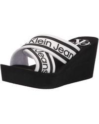 Calvin Klein Resort Flip-flop - Black