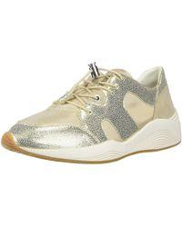 Geox D OMAYA Sneakers - Mettallic
