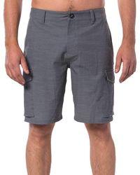 Rip Curl Explorer Boardwalk,Uomo,Boardwalk,Corto,Pantaloncini da Bagno,Boardshort,Shorts,Dark Forest,32 - Grigio