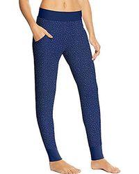 Maidenform Prima Ballerina Lounge Pant - Blue