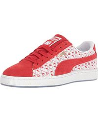 ab79e570cb3b9 Converse Hello Kitty One Star Low-top Trainers in White - Lyst