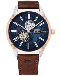 Tommy Hilfiger Watch 1782125 - Métallisé