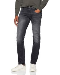 Replay - Anbass Jeans Slim Uomo - Lyst