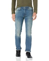 Levi's 513 Slim Straight Fit Jean - Blue