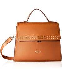 Gabor Nette Flap Bag M no Zip - Natur