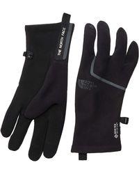 The North Face Gore Closefit W Fleece Gloves Black