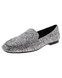 Steve Madden - S Dora Metallic Casual Loafers - Lyst