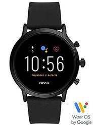 Fossil Smart Watch Touchscreen Gen.5 Orologio Uomo - Nero