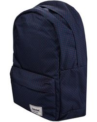 Timberland Crofton 22 Litre Print Backpack In Navy - One Size - Blue