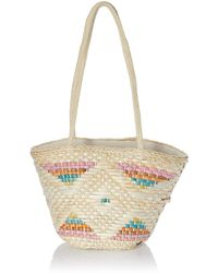Billabong Summer Lovin Straw Bag - Natural