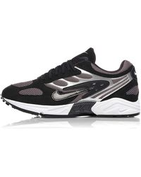 Nike Baskets noires Air Ghost Racer
