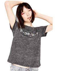 Pepe Jeans Catalina PL502759 T-Shirt - Noir