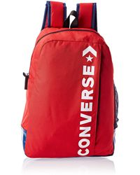 Converse - Speed 2.0 Backpack 10008286-a02 Messenger Bag 42 Centimeters 18 Red - Lyst