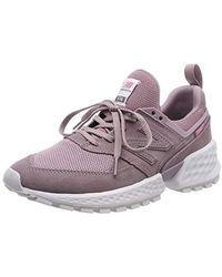 New Balance Damen 574s V2 Sneaker - Pink