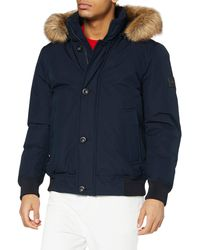 Tommy Hilfiger Tommy Jeans Hampton Down Bomber Jacket - Multicolore