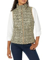 Amazon Essentials Gilet Leggero e Resistente all'Acqua. Down-Outerwear-Vests - Multicolore