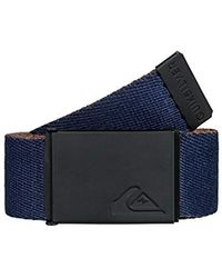 Quiksilver - The Jam 5 Belt - Lyst