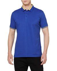 HIKARO Polo pour s ches Courtes Polo T-Shirts Respirant Business Tops de Tennis Golf pour s Royal Blue - Bleu