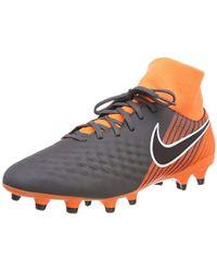 645dcdb24 Nike Magista Obra 2 Academy Dynamic Fit (fg) Football Boots in Gray ...
